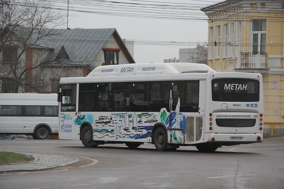 Парк автомобилей Воронежской области пополнят 36 автобусов нагазомоторном горючем