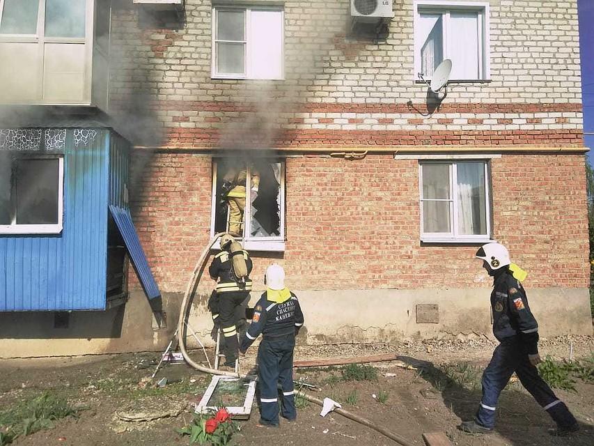Газ взорвался вжилом доме наКубани
