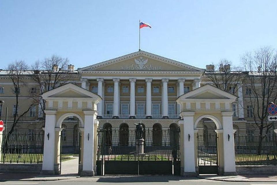 Заместителя председателя комитета поблагоустройству вПетербурге сократили из-за утраты доверия