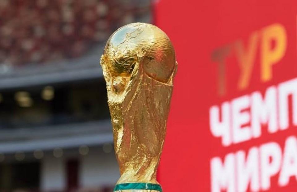 Кубок Чемпионата мира пофутболу FIFA выставят наНижегородской Ярмарке