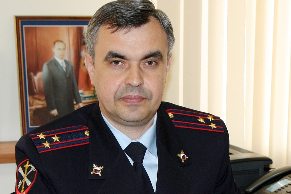 ВКраснодаре сократили заместителя начальника городского УМВД