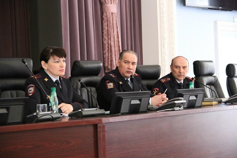 Новым начальником УМВД Российской Федерации поХабаровскому краю стал полковник Дмитрий Ильичев