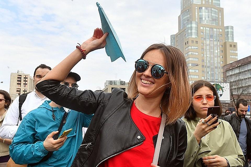 Повторный митинг против блокировок вглобальной паутине согласовали в столице