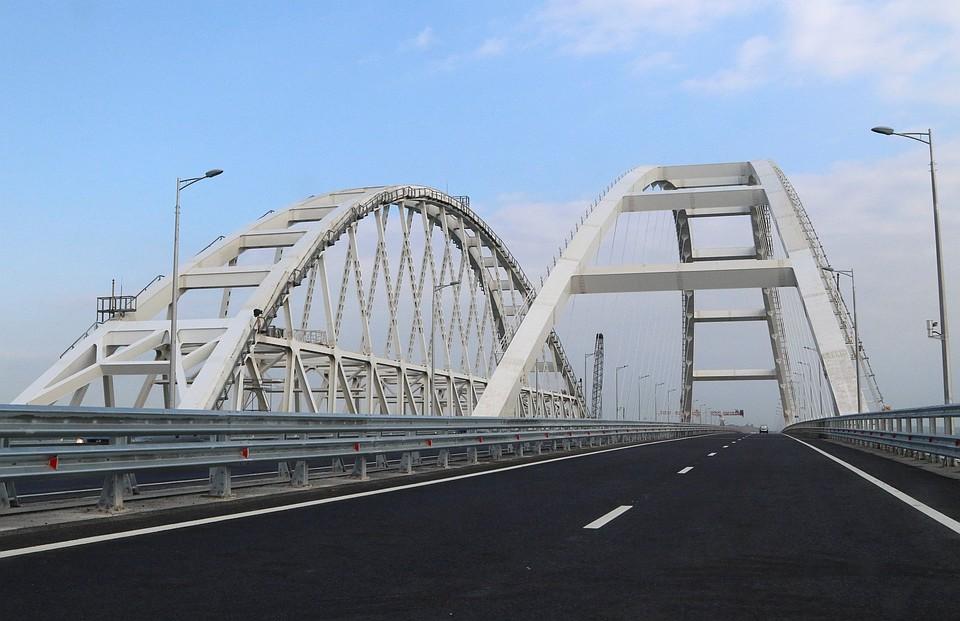 Канада осудила открытие Крымского моста