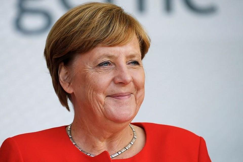 Меркель назвала темы для обсуждения насочинской встрече сПутиным