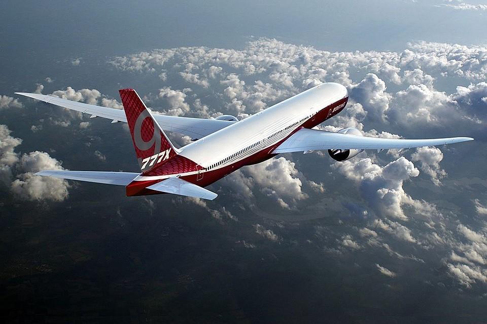 ВСША разрешили использовать складное крыло всамолетах Boeing 777X