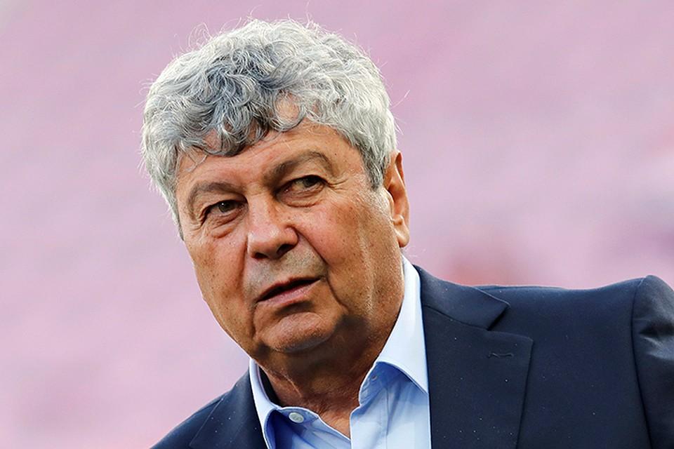 Луческу: «Мывышли против сильной команды Российской Федерации исыграли неплохо»