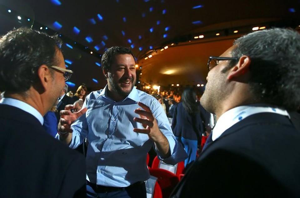 Италия готова обсудить статус Крыма