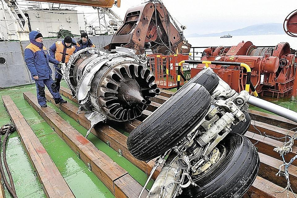 Родственники жертв крушения Ту-154 подали иски окомпенсациях вСуд Лондона