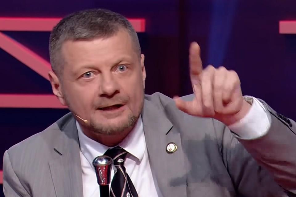 Украинские народные избранники впрямом эфире обвинили друг дружку в«сдаче Крыма»