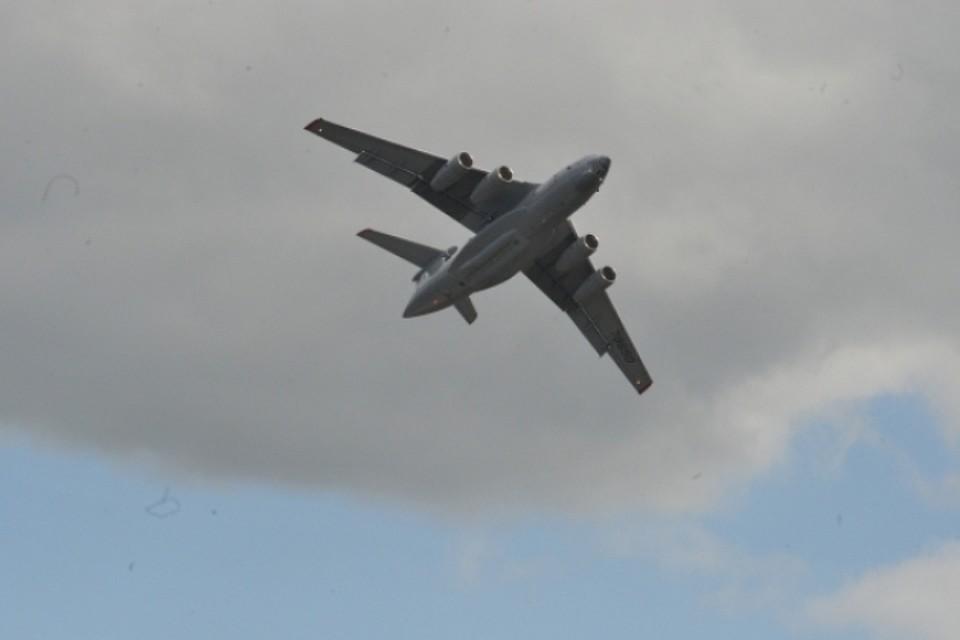 РФ разработает самолет, способный глушить военные спутники