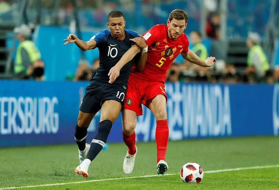 «Мызаслужили большего, чем полуфинал чемпионата мира пофутболу»— ЯнВертонген