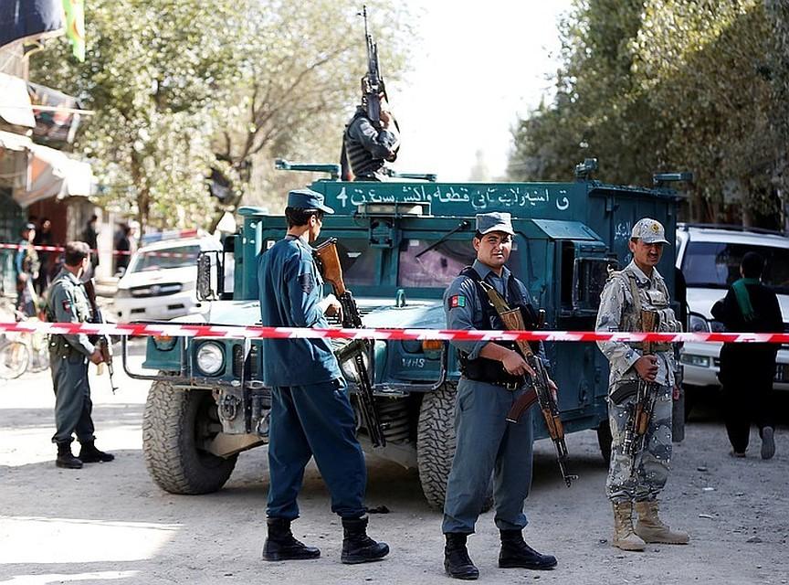 ВАфганистане случилось вооруженное нападение на сооружение Департамента образования Джалалабада