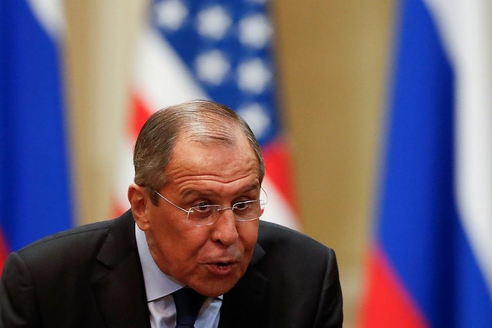 «Лучше, чем супер— шикарно»: Сергей Лавров оценил переговоры Владимира Путина иТрампа