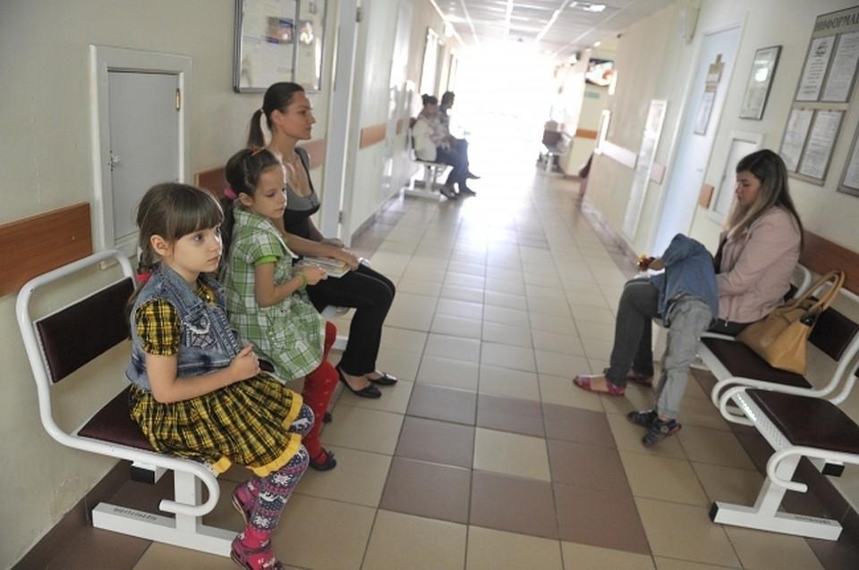 ВХабаровском крае растет количество пациентов сэнтеровирусной инфекцией