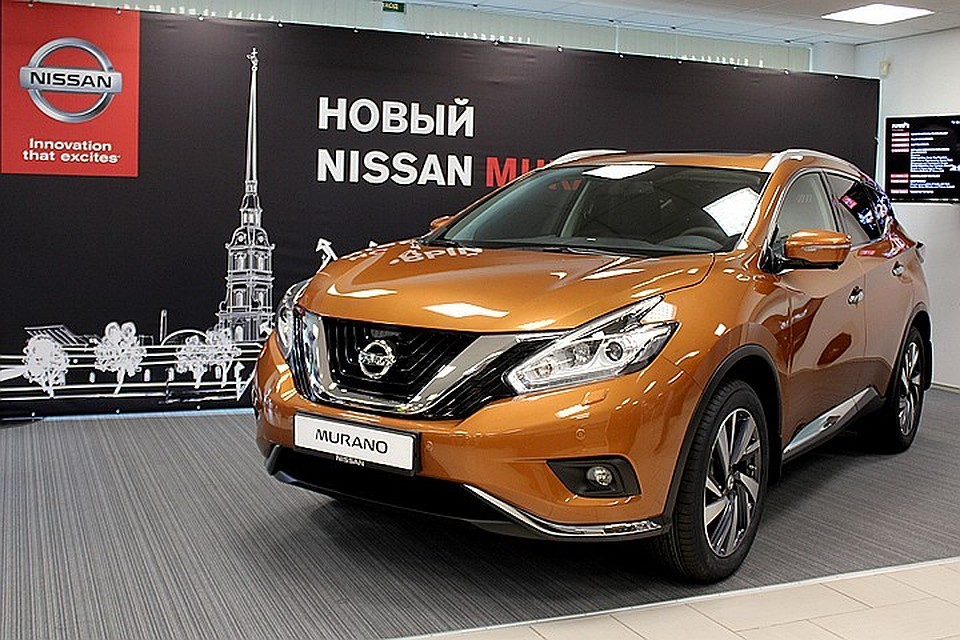 Петербургский завод Nissan уходит на каникулы