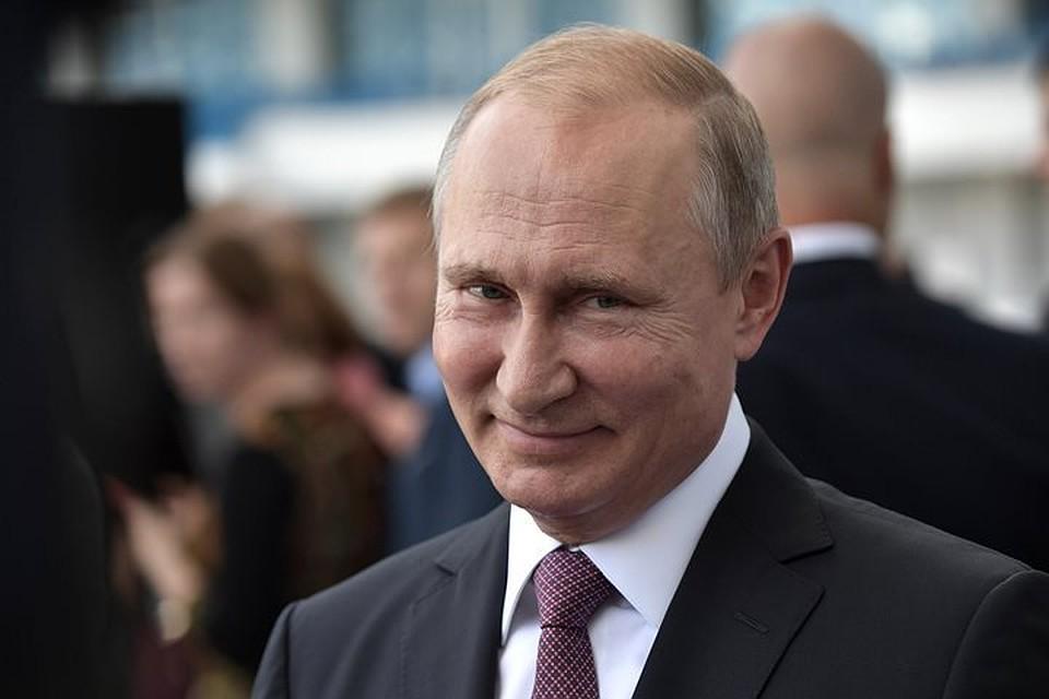 Путин объявил, что обеспечение потребностей ВМФ должно быть «двигателем технологического прорыва»