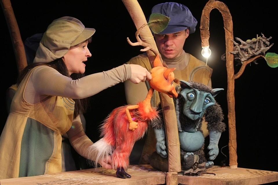 Иркутский театр кукол готовит мировую премьеру попьесе Вампилова «Утиная охота»