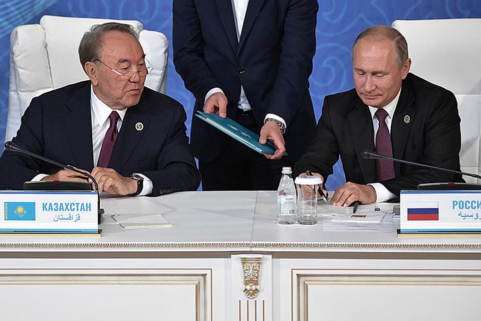 Договор поКаспию помешала планам США иНАТО врегионе, объявил Роухани