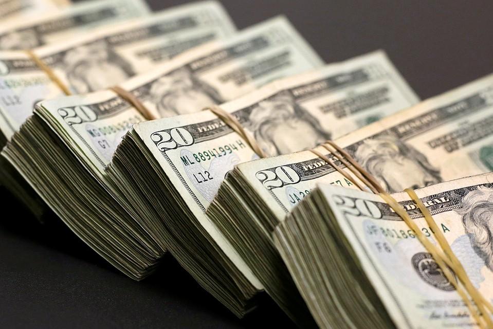 Курс доллара США впервый раз сапреля позапрошлого года превысил уровень 68 руб.