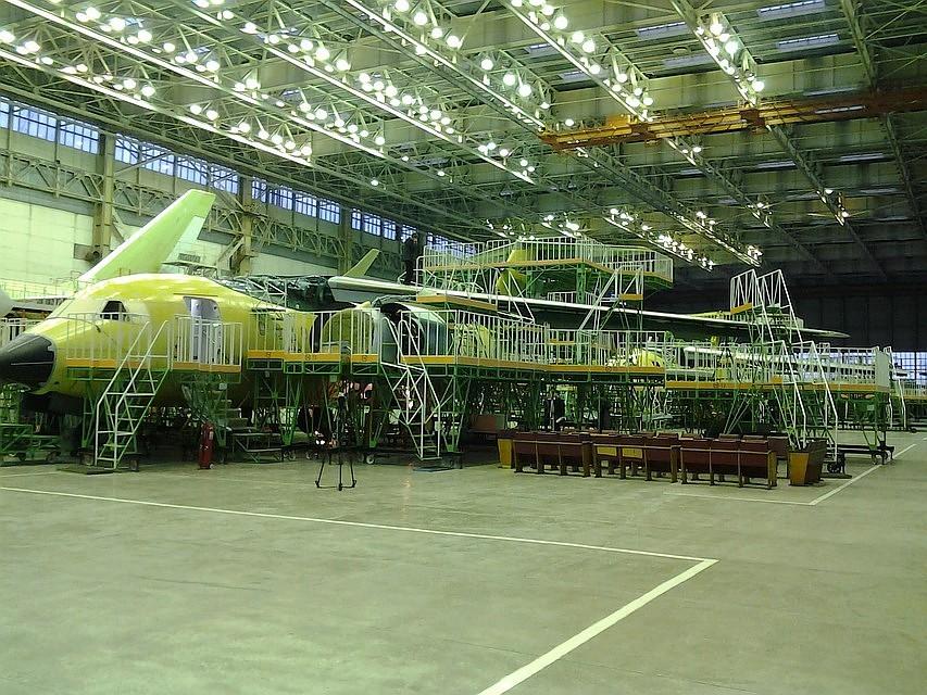 Договор  сМинобороны напоставку самолетов воронежского производства заключат в 2019