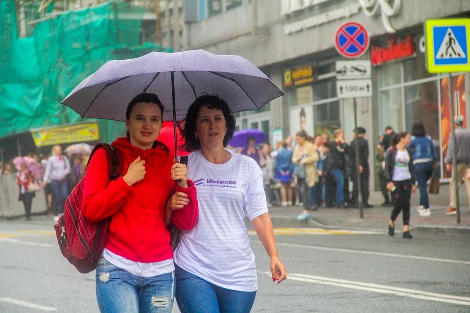 Режим повышенной готовности введен вПриморье из-за надвигающихся тайфунов
