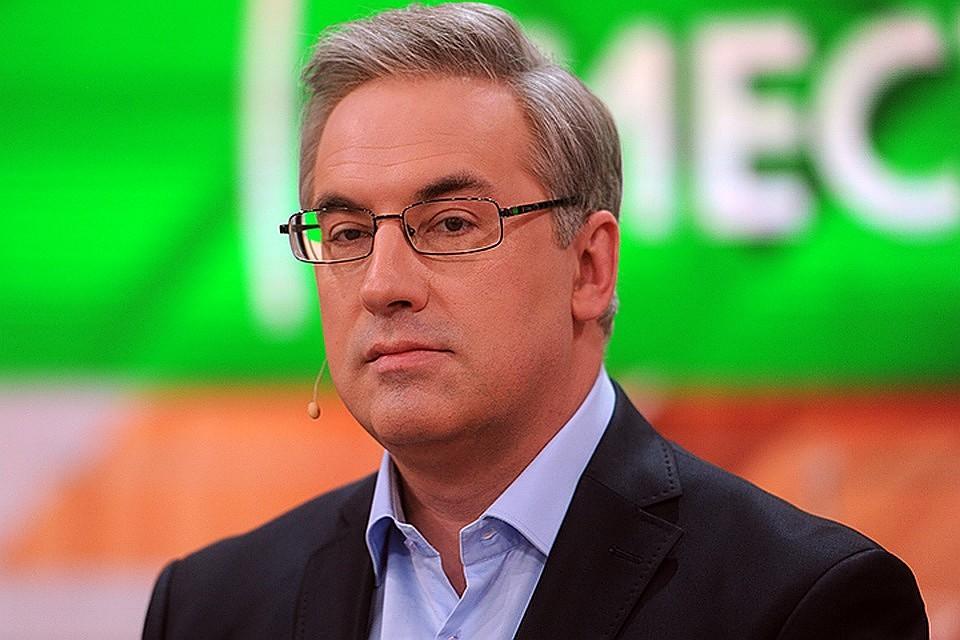 Ведущий НТВ назвал гостя скотиной ипригрозил ему «кровавыми соплями»