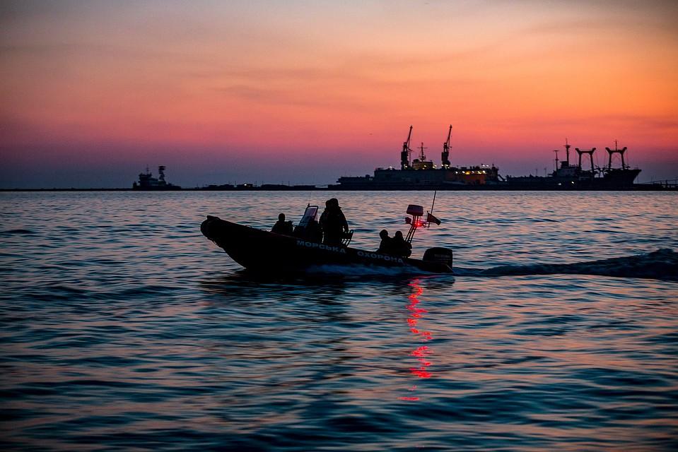Украинские таможенники  задержали 15 судов запосещение портов Крыма