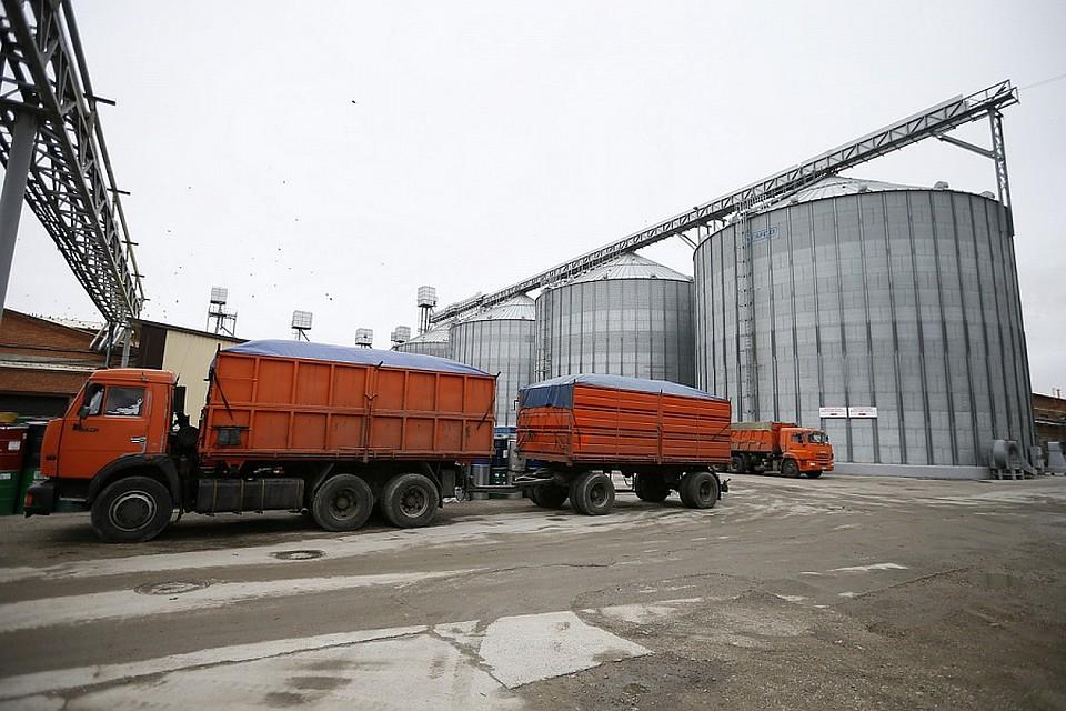 НаКубани запустили крахмальный завод