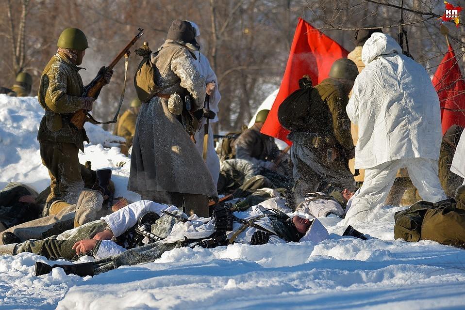 За отчизну!: еще одну годовщину освобождения Воронежа отметят военной реконструкцией