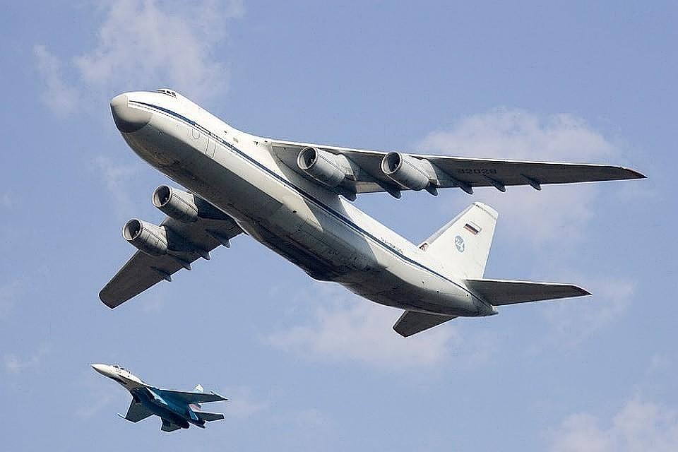 Украина возобновит производство самолетов «Руслан»