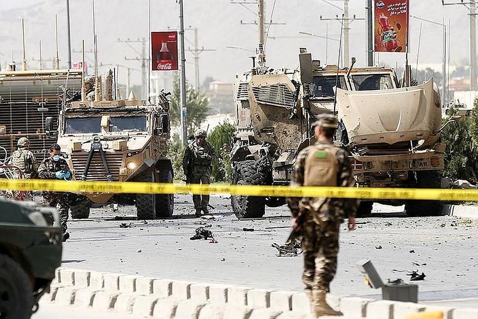 На территории Афганистана есть несколько сил, оппозиционных правительству.