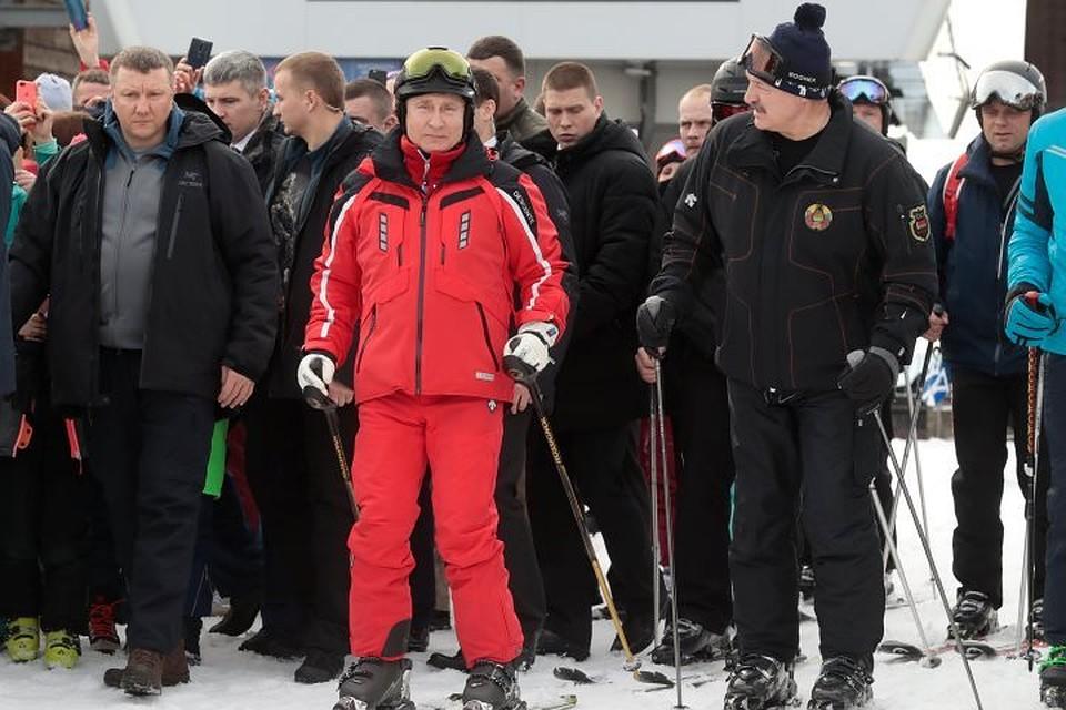 Лукашенко сделал главное  объявление  осоюзе РФ  и Белоруссии