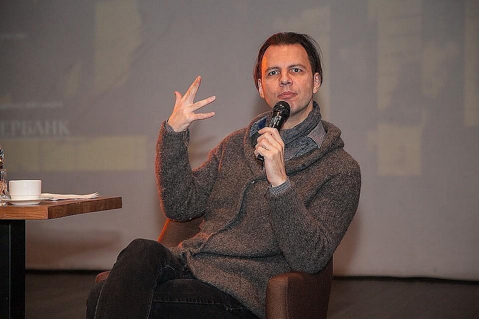 Теодор Курентзис возглавил Пермский театр оперы и балета в 2011 году