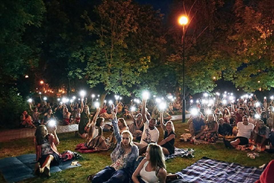 В Перми пройдет Фестиваль уличного кино под открытым небом