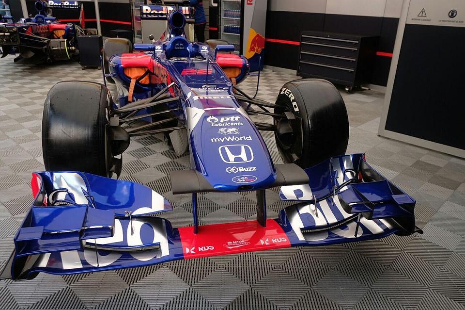 Показательные заезды'Формулы-1 отменили