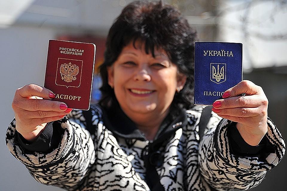 Берлин выдает шенгенские визы жителям Донбасса сроссийскими паспортами