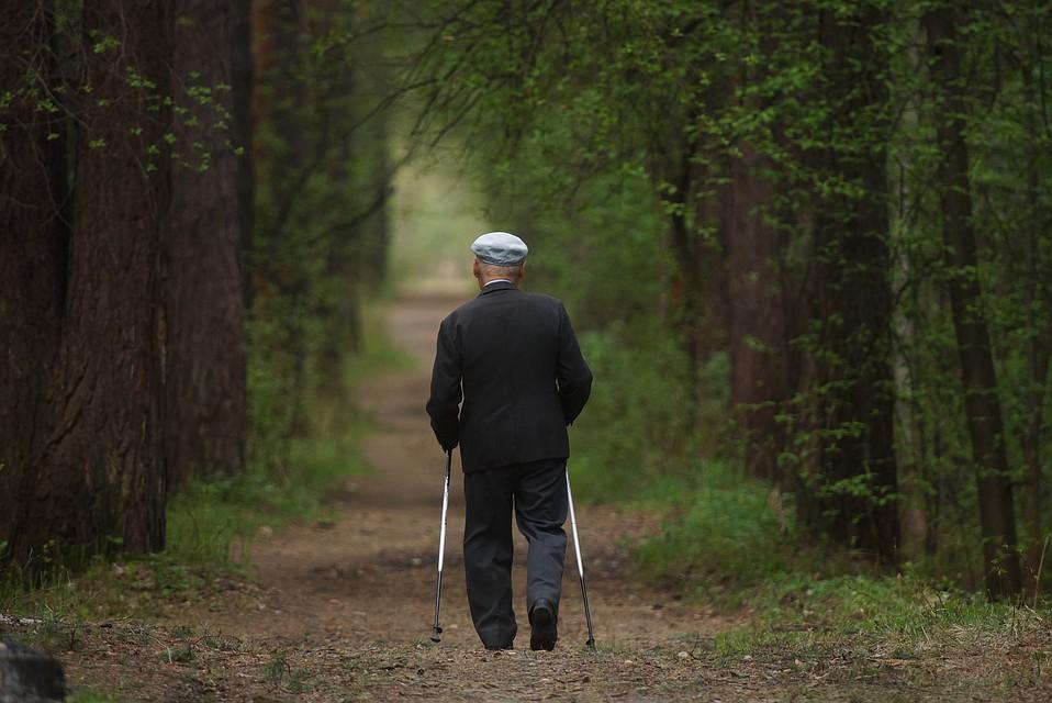 Ученые отыскали связь между скоростью ходьбы истарением мозга