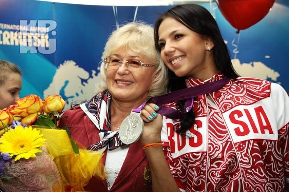 Дарья Дмитриева проходит лечение в Германии, но карьеру гимнастки завершать не собирается