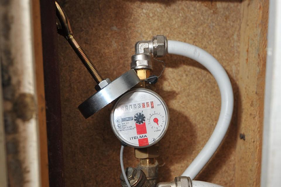 Как в домашних условиях проверить водяной счетчик 235