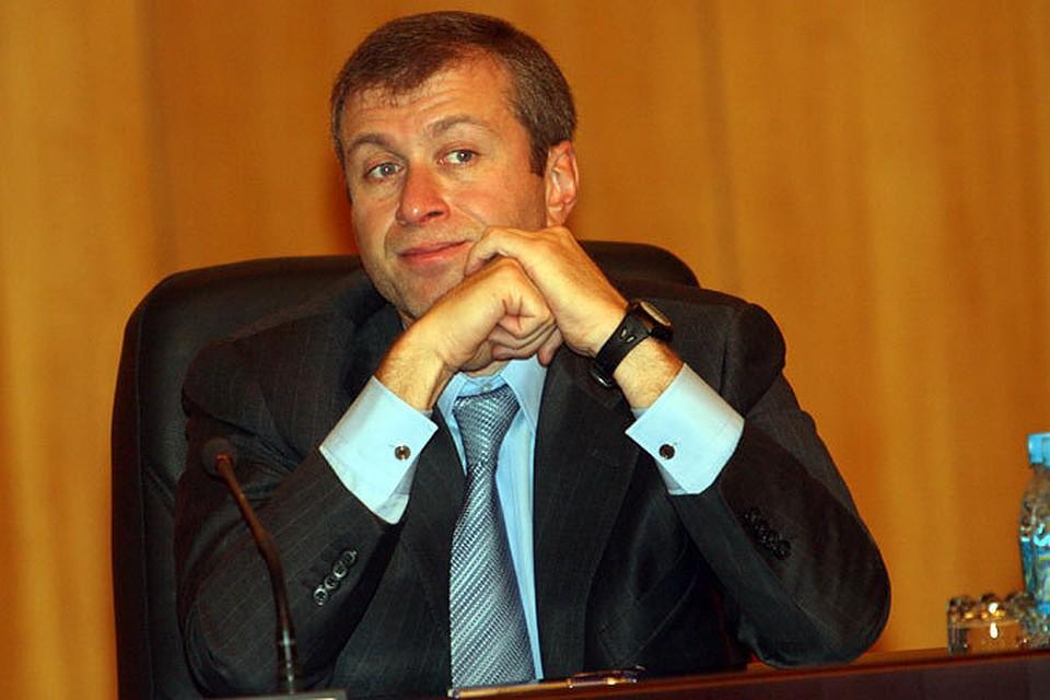 Известный российский олигарх Роман Абрамович вновь удивляет зарубежную общественность