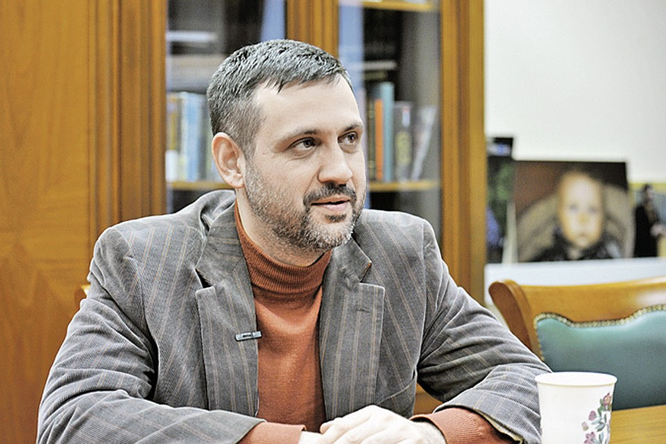 Председатель Синодального информационного отдела РПЦ Владимир Легойда.
