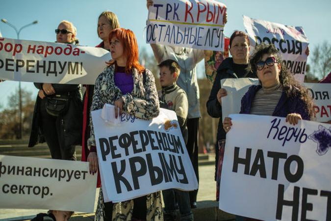 Жители полуострова уже 16 марта определят судьбу Крыма