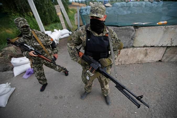 Ополченцы сообщили о попытке украинской армии захватить Славянск