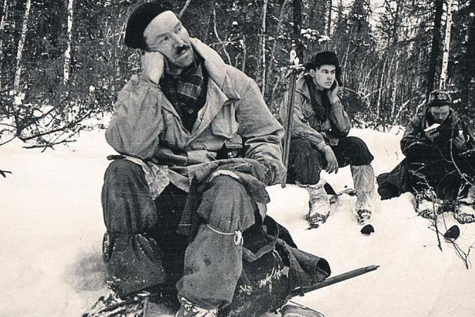 Семен Золотарев (слева) и Александр Колеватов - самые загадочные дятловцы. Первый - фронтовик с темной биографией, второй - сотрудник секретного п/я 3394 в Москве.