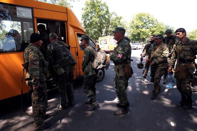 Краматорск сдан украинским властям