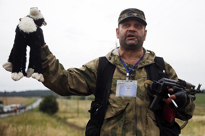 Это фото облетело СМИ и социальные сети многих западных стран и, разумеется, стремящейся на Запад Украины