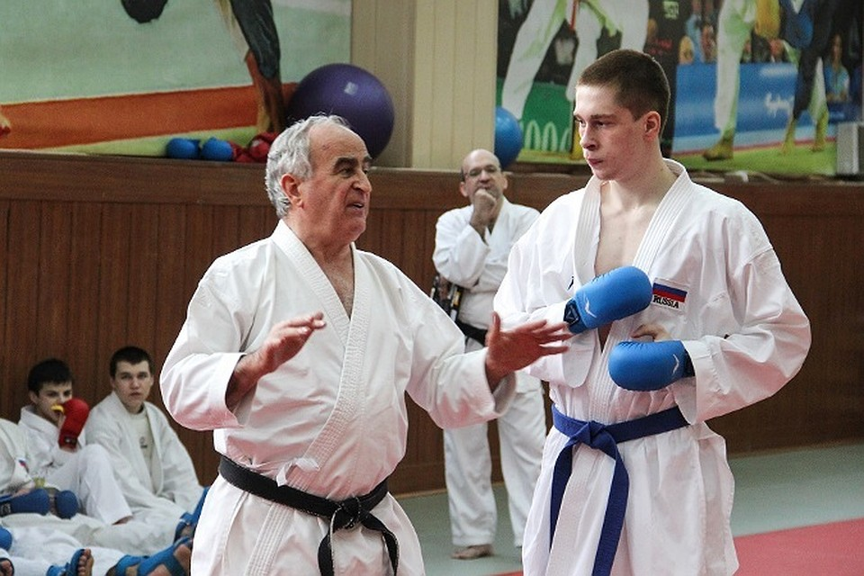 Более 500 спортсменов стали участниками 11-го чемпионата республики казахстан по шито-рю карате-до среди детей