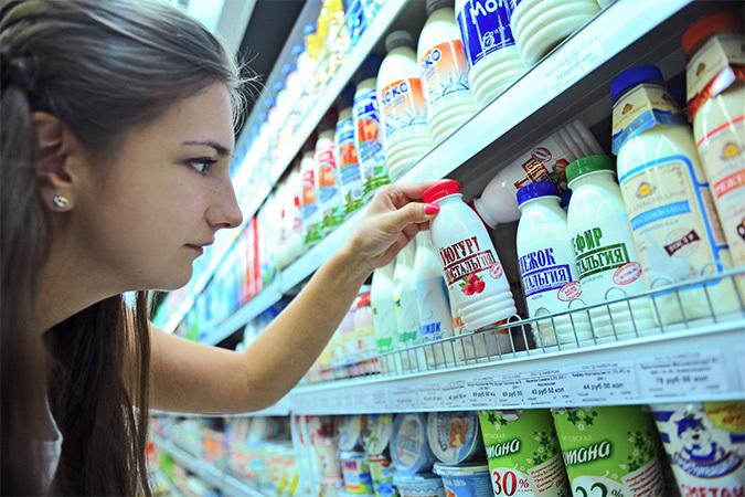 """""""Российских продуктов так много, что не хватает полок в магазинах"""""""