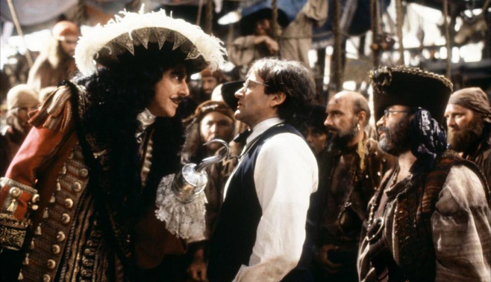 «Капитан Крюк» (1991).